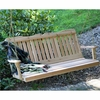 Cedar Countryside Porch Swing