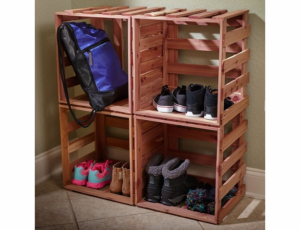 Cedar Crate - Not Currently Available
