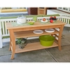 Cedar Entertaining Buffet Table - Extra May Only Discount