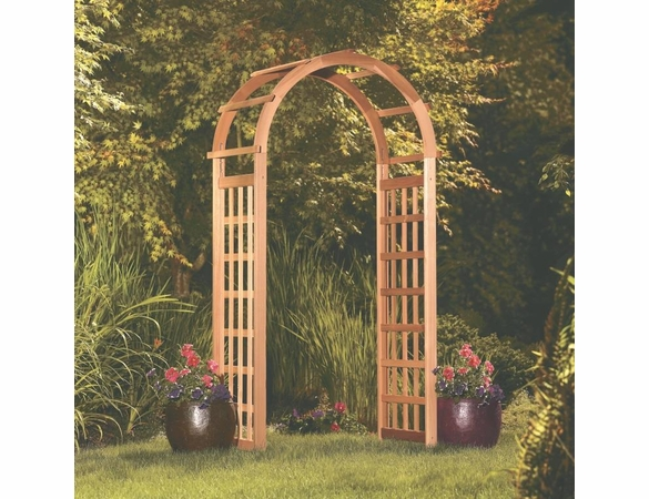 Cedar Garden Glendale Arch - Order Today! - Will be Unavailable Aug 29