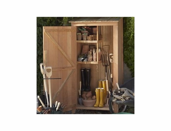 "Cedar Garden Hutch Kit - 34"" Wide"