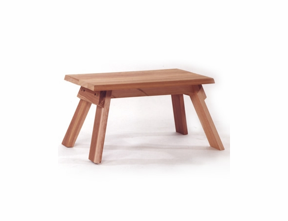 Cedar Garden Stool Kit - Available to Ship End of May