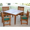 Cedar Get-Together Dining Set - Extra May Only Discount