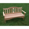 Cedar Keyway Garden Bench - Extra May Only Discount