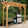 Cedar New Dawn Pergola - Extra May Only Discount