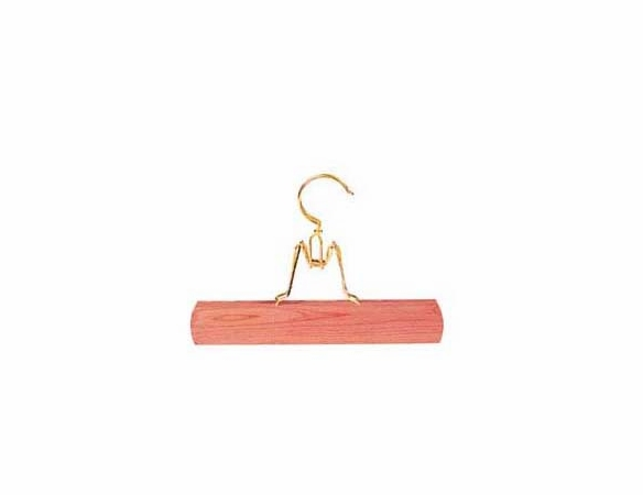 Cedar Pant Hanger, Set of 4