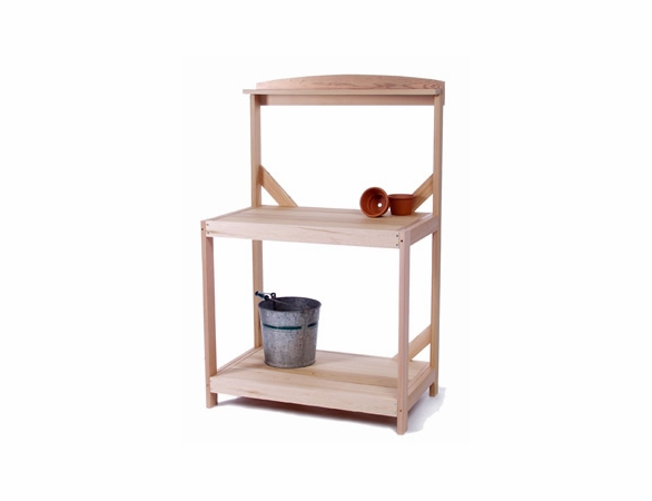 Cedar Potting Table Kit - Not Currently Available