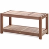 Cedar Sauna Bench Kit