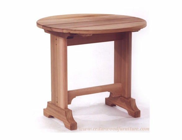 Cedar Side Table KIT - Not Currently Available