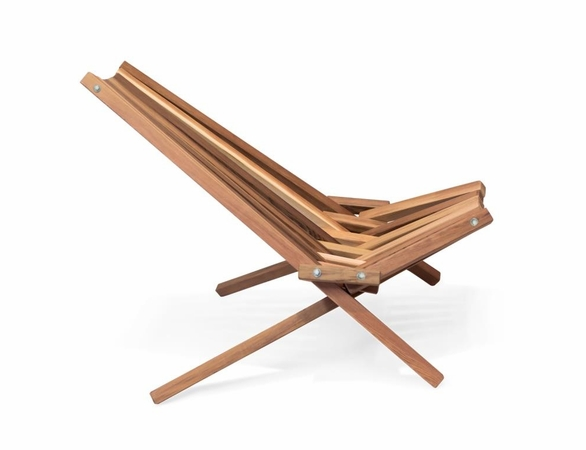 Cedar Stick Lounge Chair Kit
