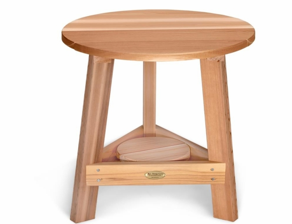 Cedar Tripod Tablle Kit