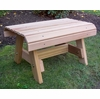 Cedar Twin Ponds End Table