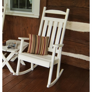 Cedar Wood Wooden Outdoor Rocking Chairs Benches