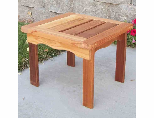 Countryside End Table