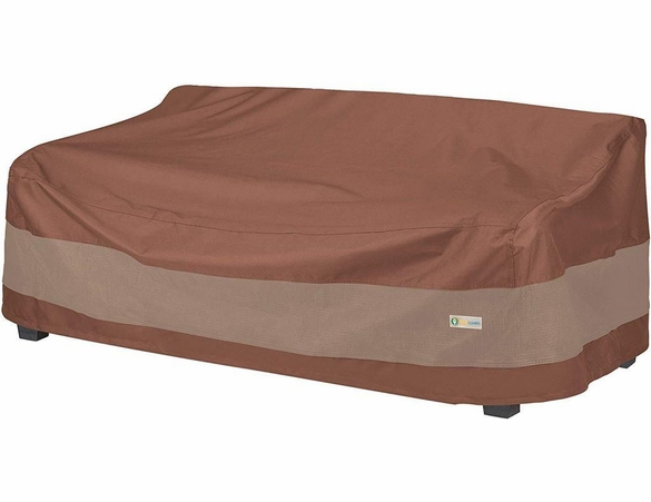 "Duck Covers 104""W Patio Sofa Cover"