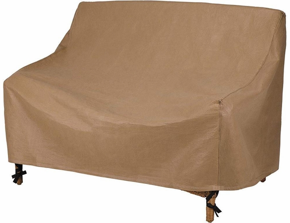 "Duck Covers 54""W Patio Loveseat Cover"