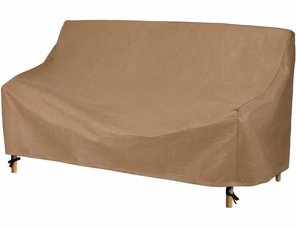 "Duck Covers 93""W Patio Sofa Cover"