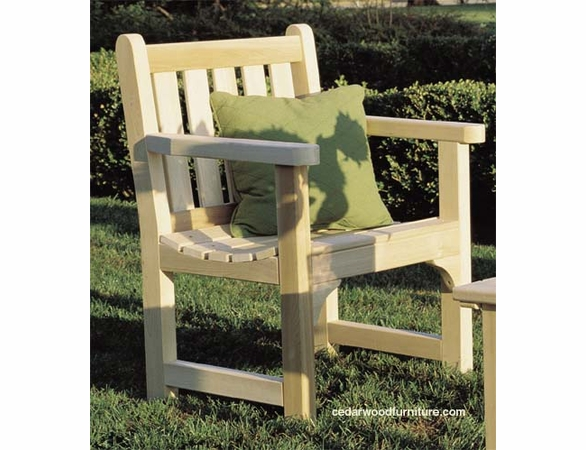 English Garden Chair - Not Currently Available