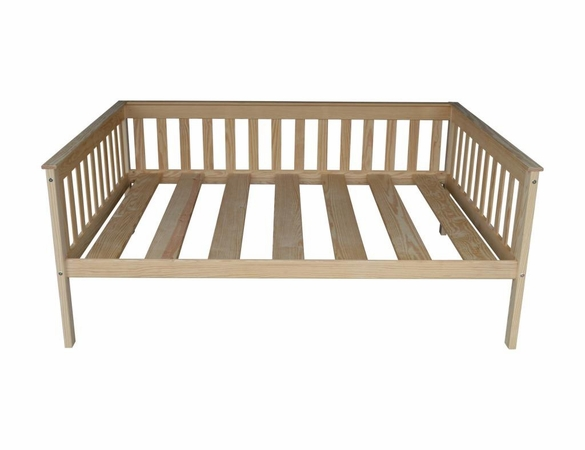 Full Mission Day Bed Frame
