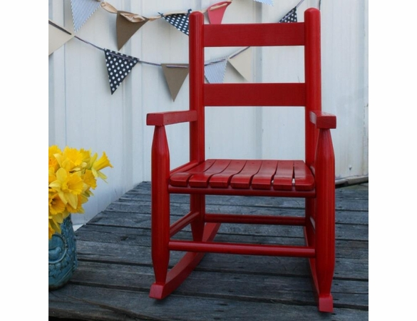 Kids Rocking Chair - Color Options