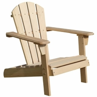 Kids Wooden Adirondack Chair Kit
