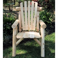 Log Style Dining Chair