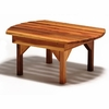 Low-Rise Coffee Table: Signature Series