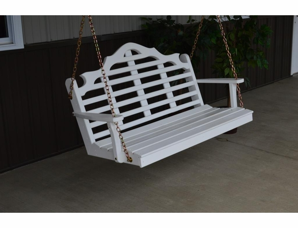 Marlboro Swing 4', 5', or 6'<br>(Available in Cedar or Pine)