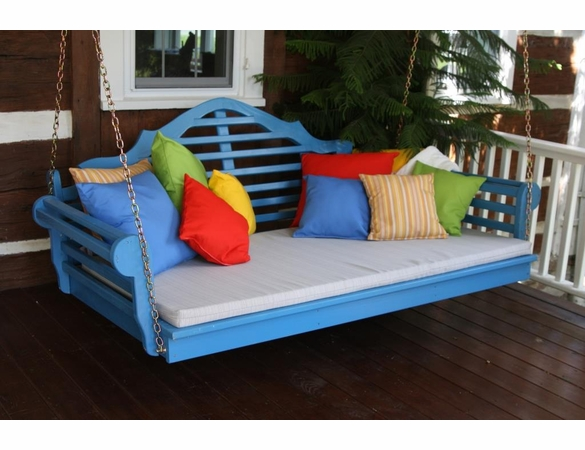 Marlboro Swing Bed 4', 5' or 6'<br>(Available in Cedar or Pine)