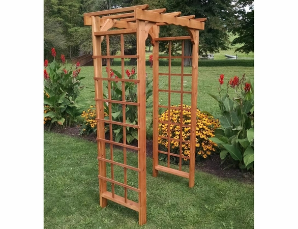 Morgan Flat Top Arbor - Multiple Sizes Available