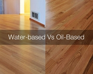 Oil Based vs Water Based