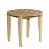 Outdoor Cedar Muskoka Table Kit