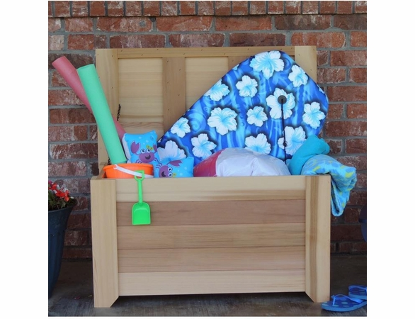 Outdoor Storage Box - 3 Ft - Exclusive Item - Not Currently Available