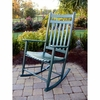 Outdoor Wood Rocking Chair  – Color Options