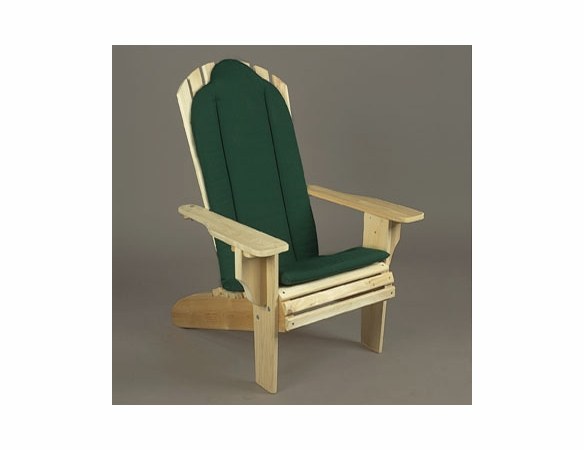 Oversized Cedar Adirondack Chair