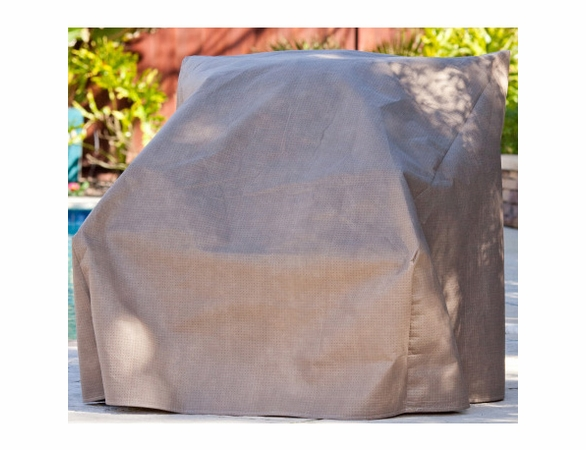 "Patio Chair Cover including ""Duck Dome"" - 29""W X 30""D - Duck Covers Elite"