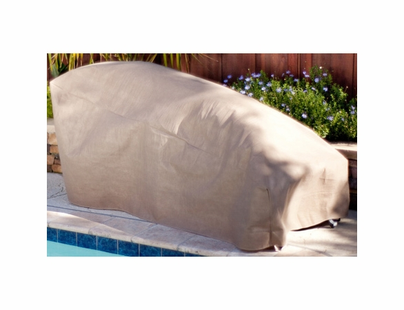 "Patio Chaise Lounge Cover including ""Duck Dome"" - 34"" X 74"" - Duck Covers Elite"