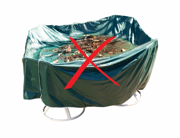 """Patio Sofa Cover including """"Duck Dome"""" - 37"""" X 79"""" - Duck Covers Elite"""