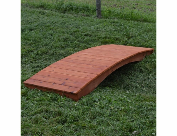 Plank Garden Bridge - 4', 6', 8', 10' or 12' Long