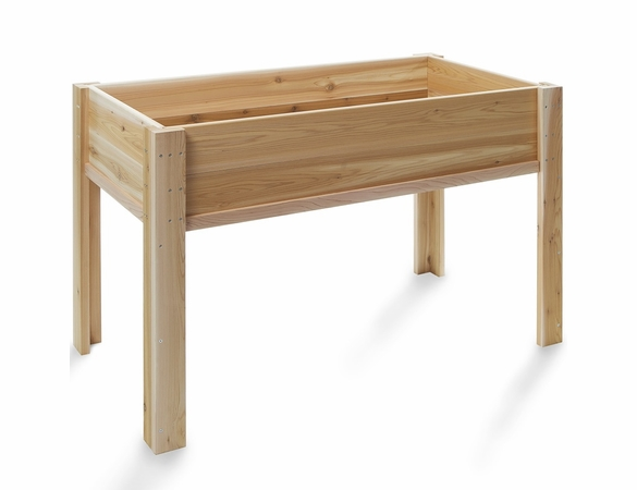 Raised Garden Planter Kit - 4 ' Long