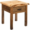 Richmond Rough Sawn Bedside Table