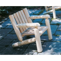 Rustic Cedar Chair