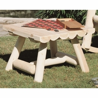 Rustic Cedar Tables