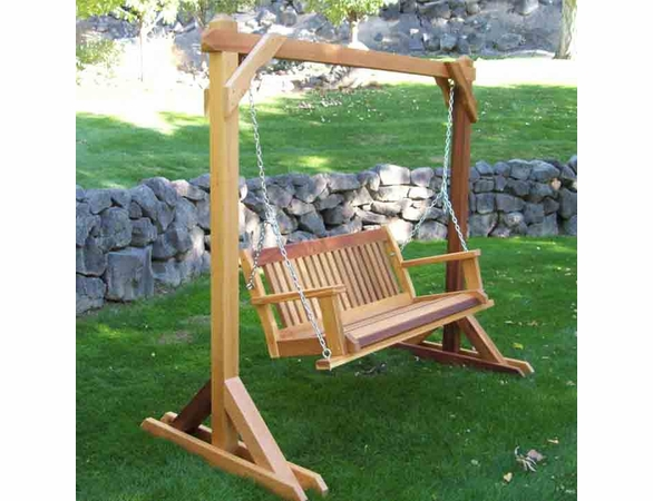 Stand Alone Basic Swing Frame - Call for Availability