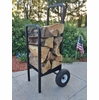 The Woodhaven Firewood Cart