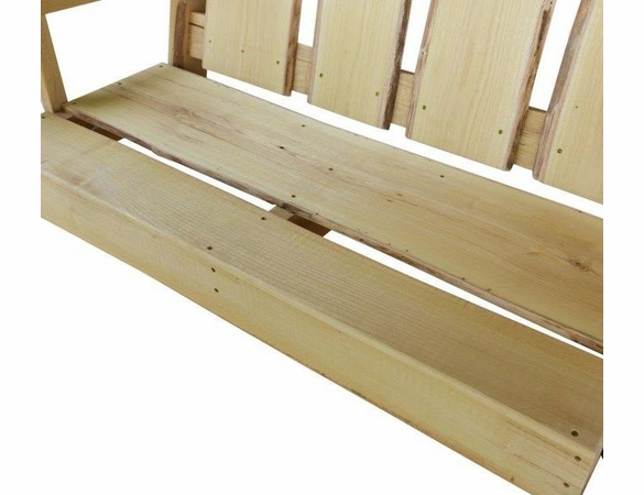 Timberland Garden Glider Bench<br>(Available in 4', 5' or 6')