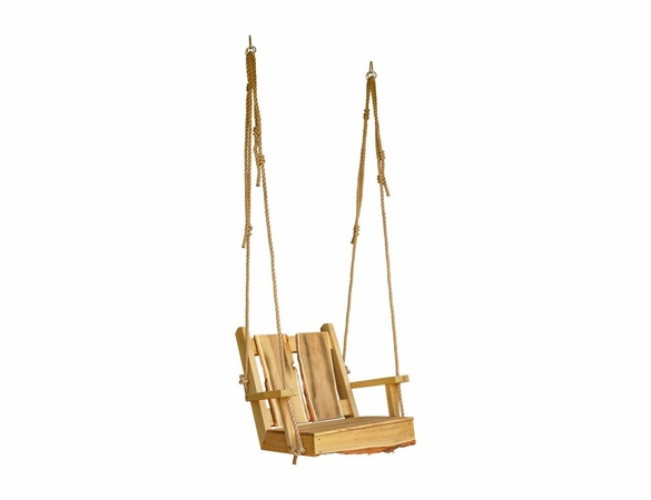 Timberland Garden Swing with Rope<br>(Available in 4', 5' or 6')