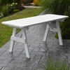 Traditional Table Only 4', 5', 6', or 8'<br>(Available in Cedar or Pine)