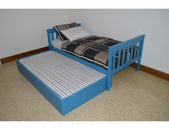 Twin Mission Bed Frame