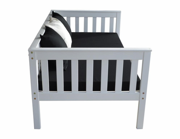 Twin Mission Day Bed Frame